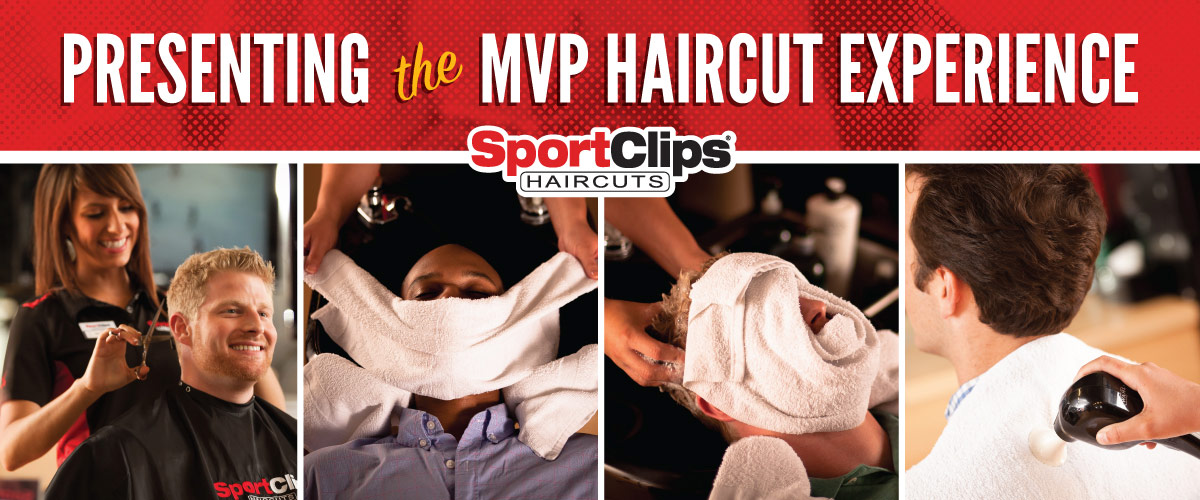 The Sport Clips Haircuts of Alexandria  MVP Haircut Experience